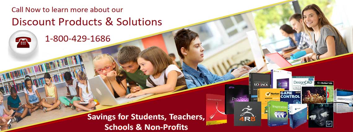 Academic Software | Savings for Student and Teacher on